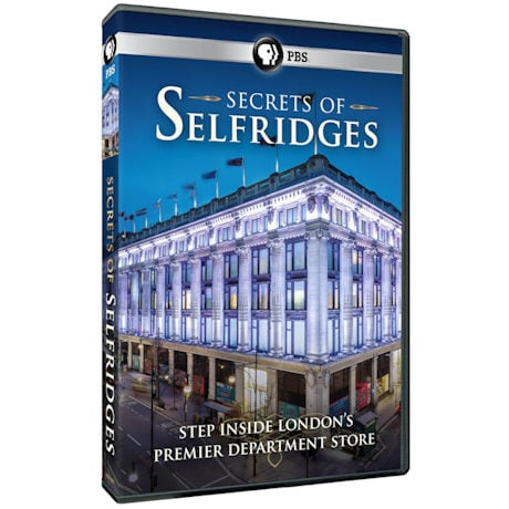 Secrets of Selfridges DVD