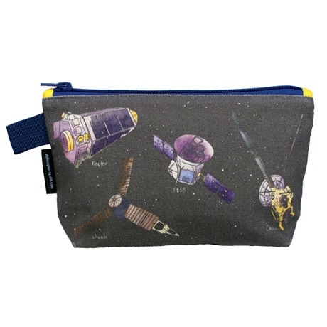 Space Flight Pouch Bag