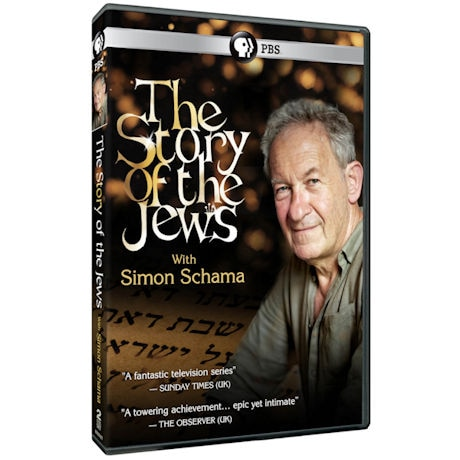 The Story of the Jews with Simon Schama DVD