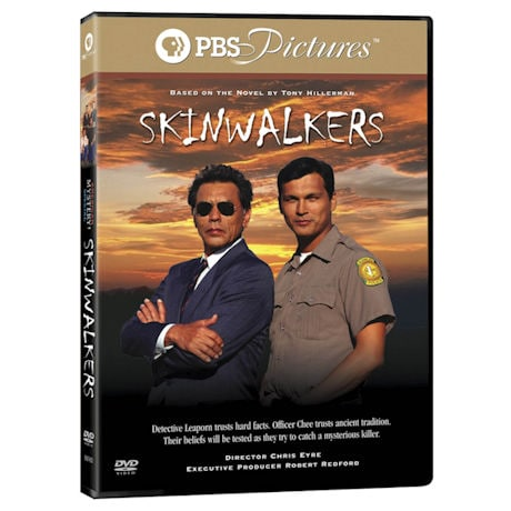 Masterpiece Mystery!: Skinwalkers: An American Mystery! Special DVD