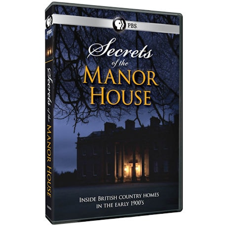 Secrets of the Manor House DVD