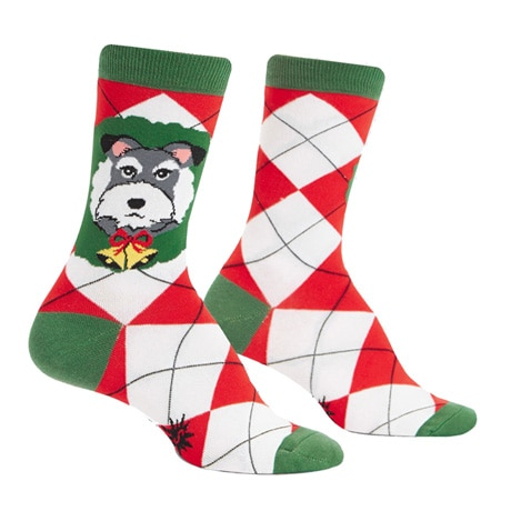 Deck the Paws Women's Socks