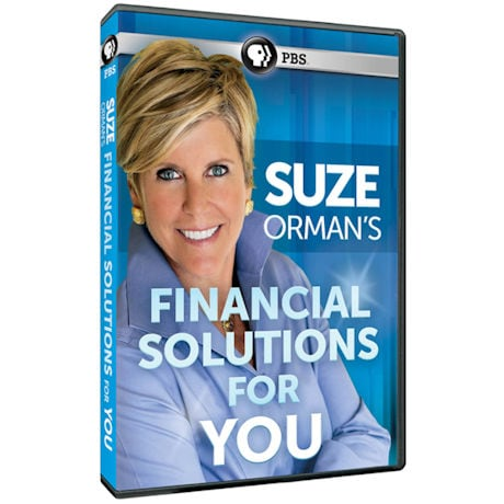 Suze Orman's Financial Solutions for You DVD