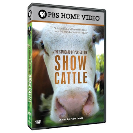 The Standard of Perfection: Show Cattle DVD