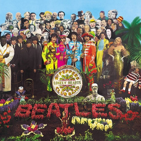 Sgt. Pepper's Lonely Hearts Club Band Super Deluxe Edition DVD/Blu-ray/CD