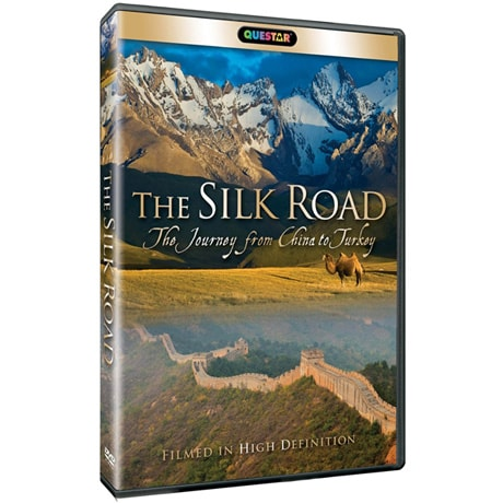 The Silk Road: The Journey from China to Turkey DVD