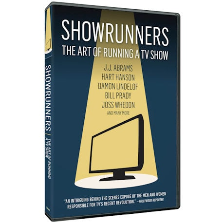 Showrunners: The Art of Running a TV Show DVD