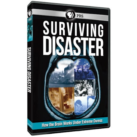Surviving Disaster with Amanda Ripley DVD