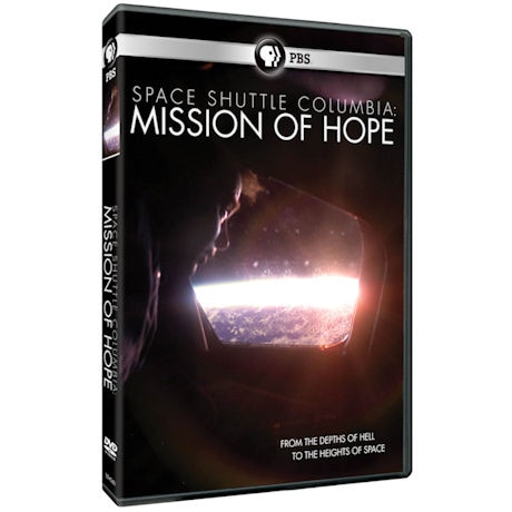 Space Shuttle Columbia: Mission of Hope DVD