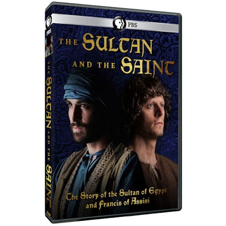 The Sultan and the Saint DVD