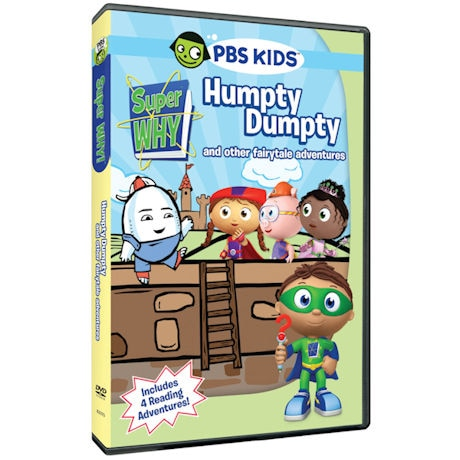 Super WHY!: Humpty Dumpty and Other Fairytale Adventures DVD