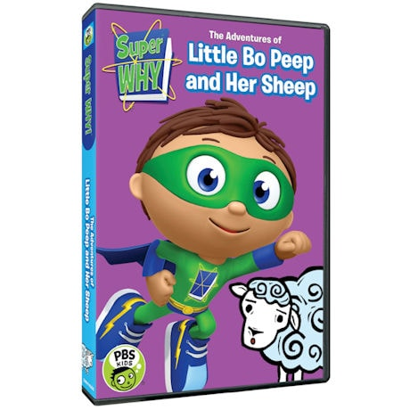 Super WHY!: The Adventures of Little Bo Peep and Her Sheep DVD