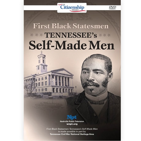 First Black Statesmen: Tennessee's Self-Made Men DVD