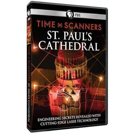 Time Scanners: St. Paul's Cathedral DVD
