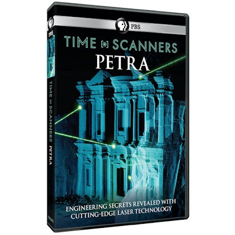 Time Scanners: Petra DVD