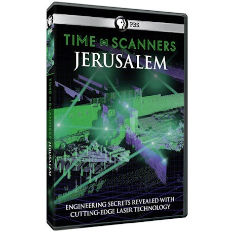 Time Scanners: Jerusalem DVD