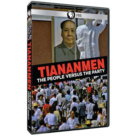Tiananmen: The People Versus the Party DVD
