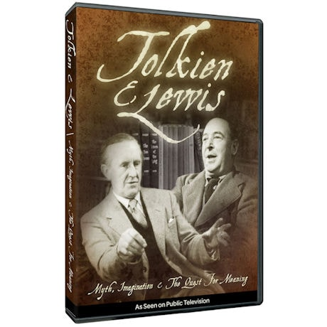 Tolkien & Lewis: Myth, Imagination & the Quest for Meaning DVD
