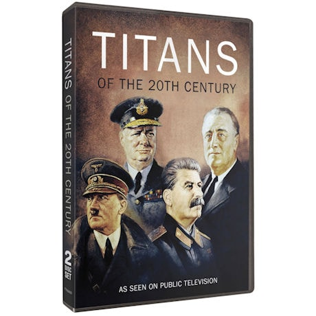 Titans of the 20th Century DVD