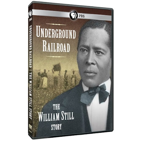 Underground Railroad: The William Still Story DVD