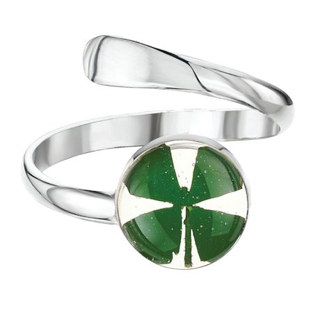 Four Leaf Clover Jewelry - Ring
