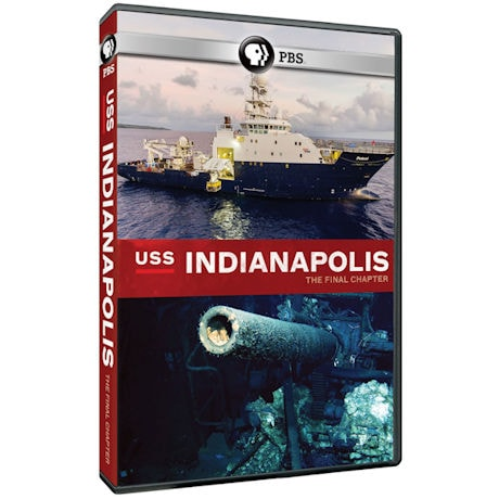 USS Indianapolis: The Final Chapter DVD