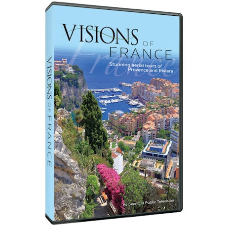 Visions of France (2016) DVD