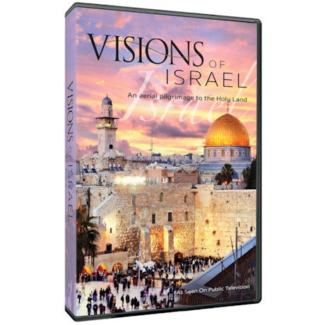 Visions of Israel (2016) DVD