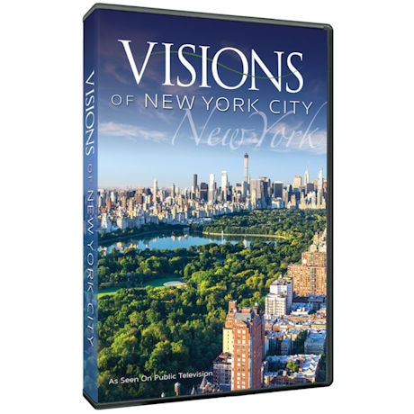 Visions of New York City DVD