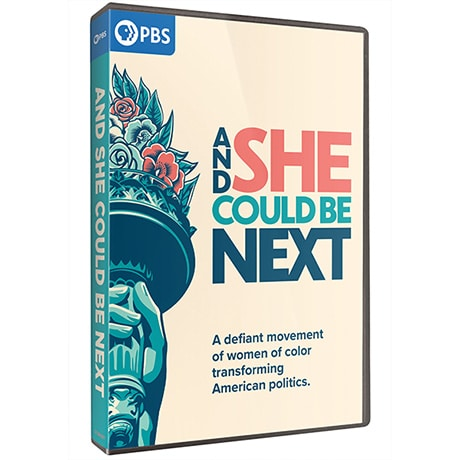 And She Could Be Next DVD