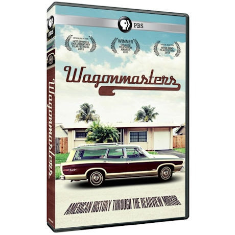 Wagonmasters DVD