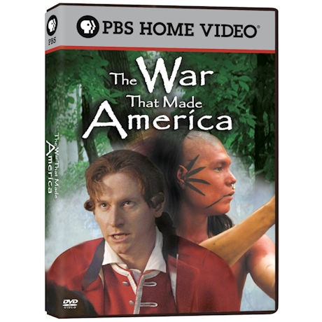 The War That Made America DVD 2PK