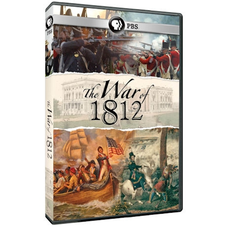 The War of 1812 DVD