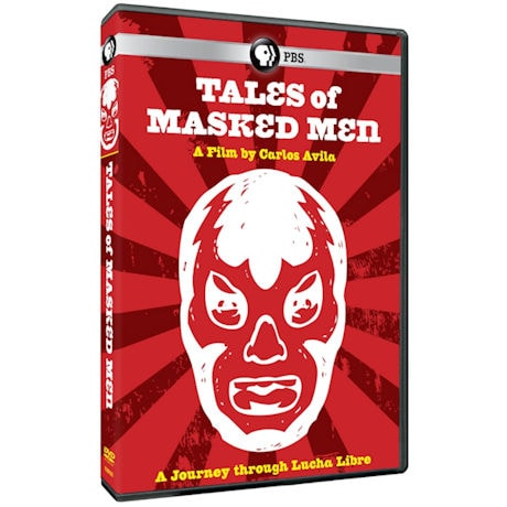 Tales of Masked Men: A Journey through Lucha Libre DVD