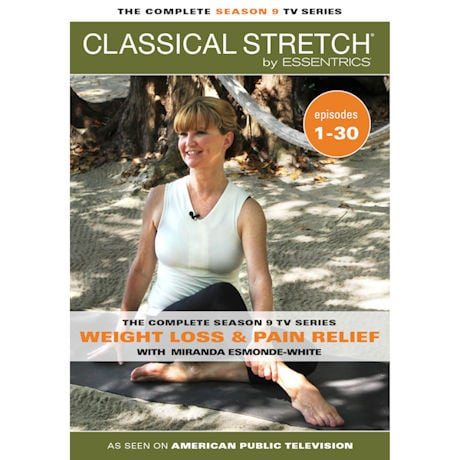 Classical Stretch Season 9: Weight Loss and Pain Relief DVD