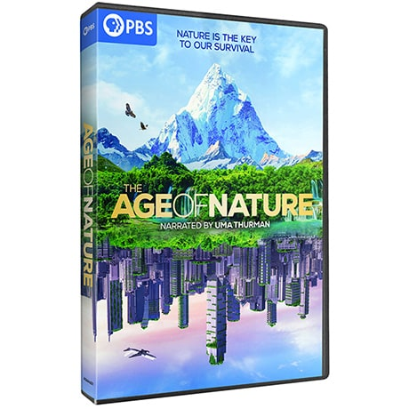 PRE-ORDER Age of Nature DVD