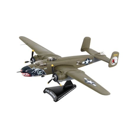 WWII Die-Cast War Planes - Betty's Dream