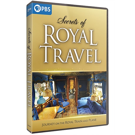 Secrets of Royal Travel DVD