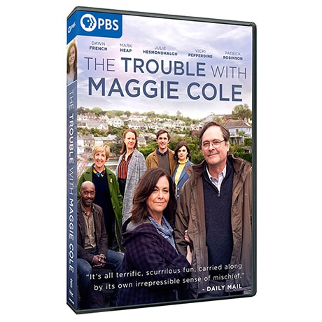 The Trouble with Maggie Cole DVD