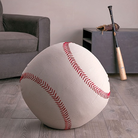Baseball Poufe