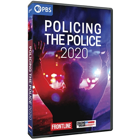 FRONTLINE: Policing the Police 2020 DVD