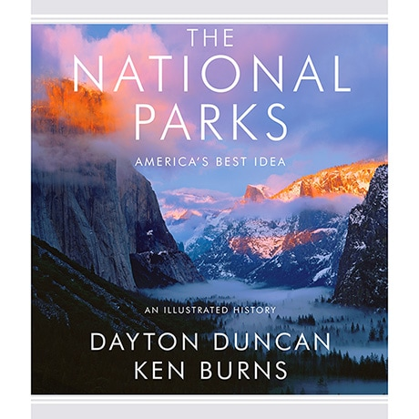 The National Parks: America's Best Idea Book (Paperback)