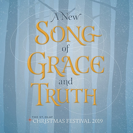 St. Olaf Choir: A New Song of Grace and Truth 2CD