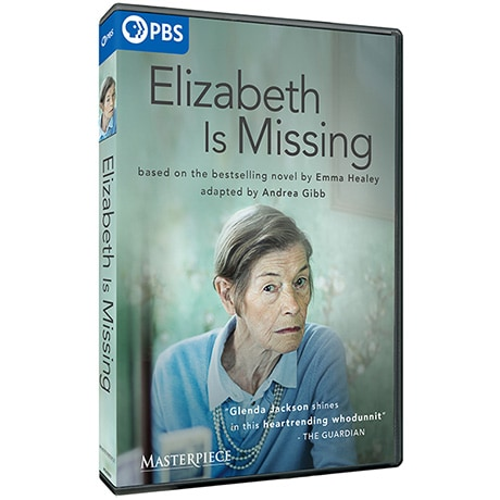 Masterpiece: Elizabeth is Missing DVD