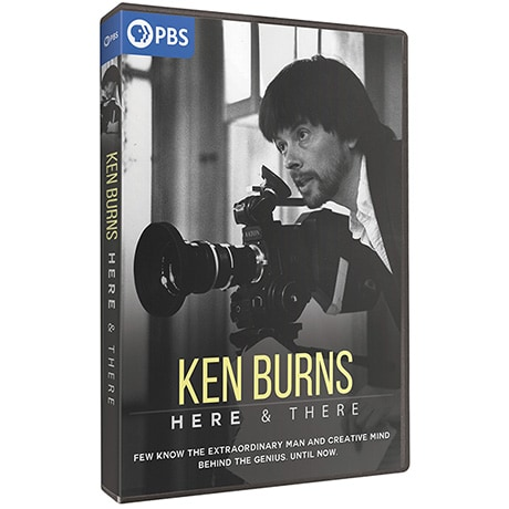 Ken Burns: Here and There DVD