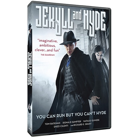 PRE-ORDER Jekyll and Hyde DVD