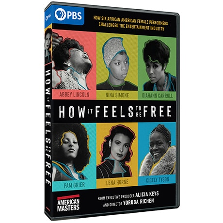 American Masters: How It Feels To Be Free DVD