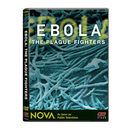 NOVA: Ebola: The Plague Fighters DVD