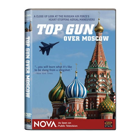 NOVA: Top Gun Over Moscow DVD