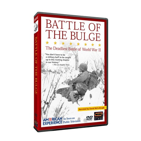 American Experience: The Battle of the Bulge DVD